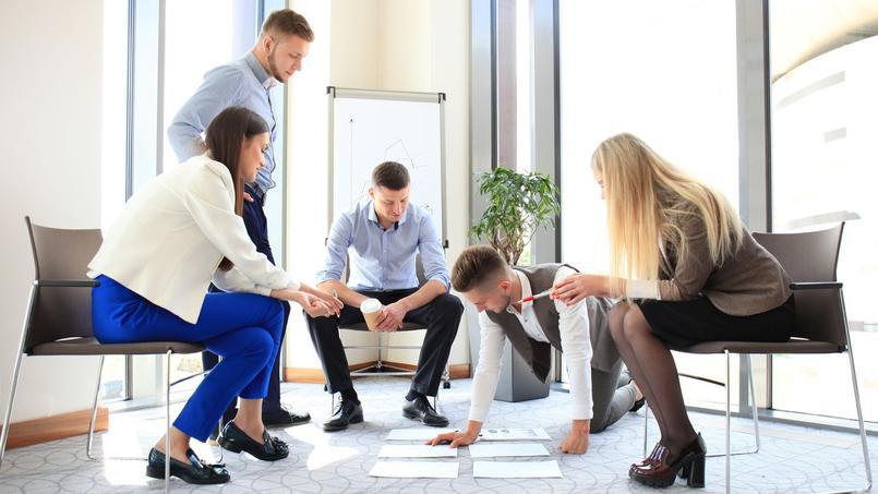 37% des jeunes estiment qu'il est plus facile de se mettre à son compte que de trouver un contrat à durée déterminée.