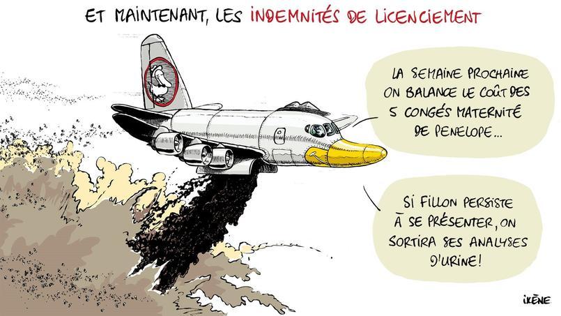 Le Canard Enchaîné a publié de nouvelles révélations sur les revenus de François Fillon.