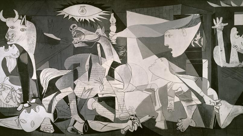 L'artiste conçu son chef d'oeuvre, Guernica, dans le grenier de l'hôtel Savoie, au cœur du sixième arrondissement de Paris.