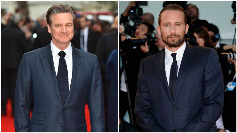 Colin Firth et Matthias Schoenaerts seront réunis dans «Kursk» devant la caméra du réalisateur danois Thomas Vinterberg.