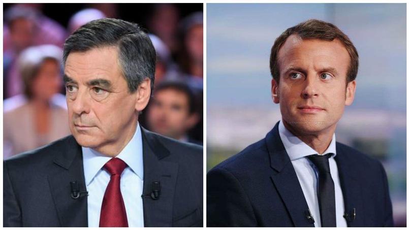 Face à Fillon, la dynamique de Macron est-elle si solide?