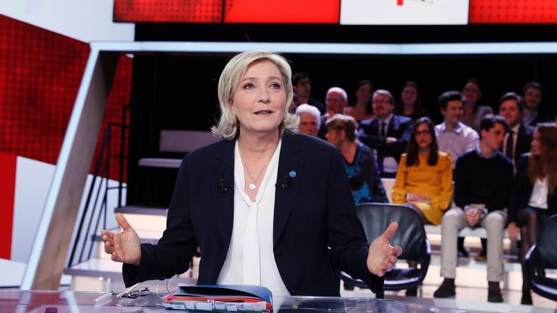 Jérôme Fourquet : «Marine Le Pen peut encore amplifier sa dynamique»
