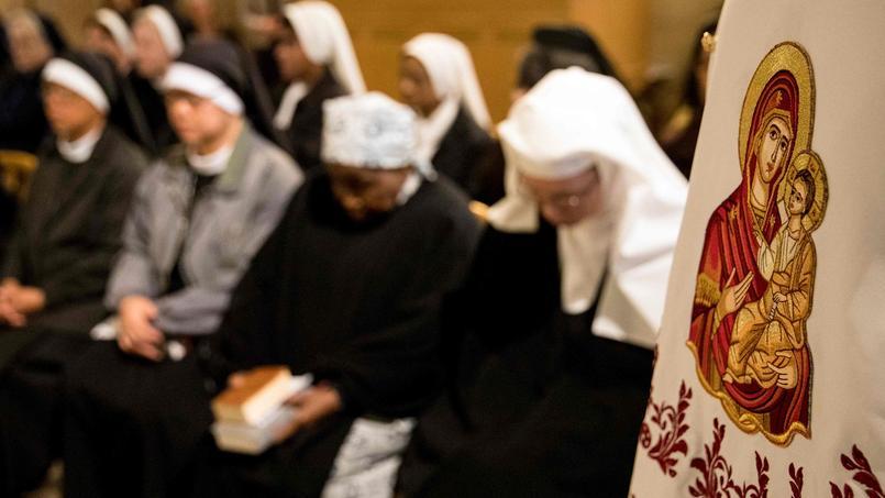 Les chrétiens d'Israël célèbrent par une messe la réouverture du sanctuaire de Tabgha.