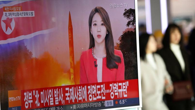 ONU. Réunion du conseil de sécurité après le tir nord-coréen