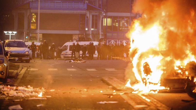 Hugues Moutouh: «Nos banlieues brûlent et nous regardons ailleurs»