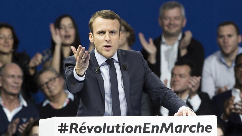 Madeleine de Jessey : Emmanuel Macron ou le guide de coaching mystique