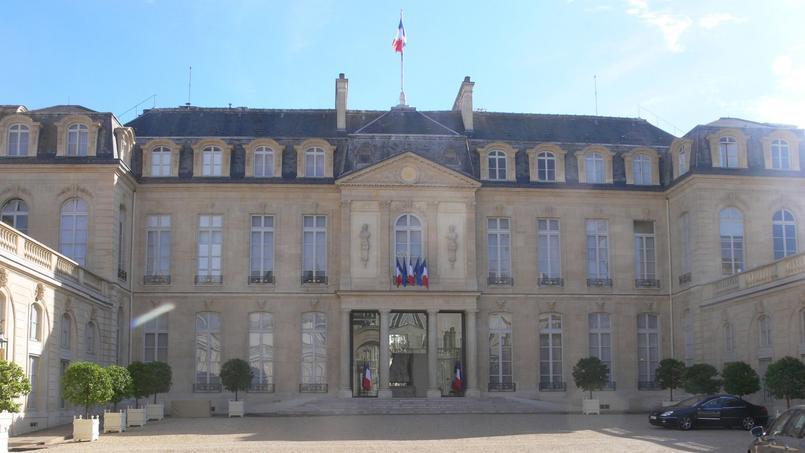 Le Palais de l'Elysée. Crédits Photo: Wikipédia.