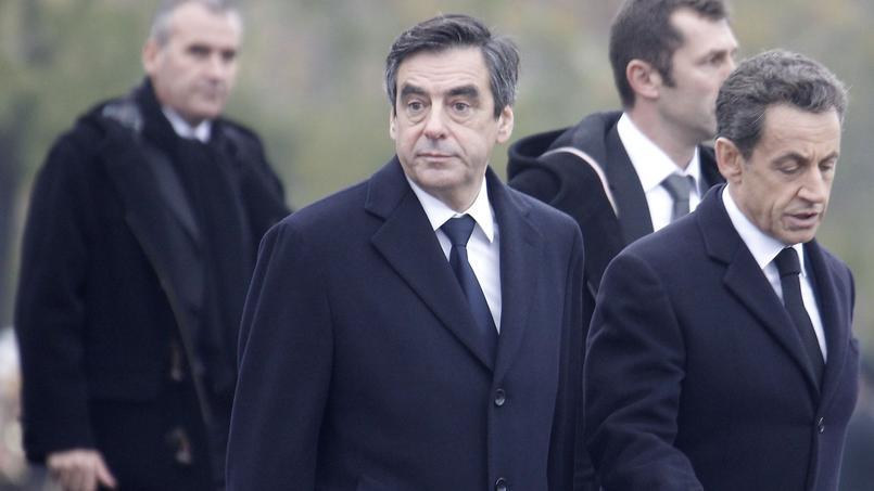 François Fillon va rencontrer Nicolas Sarkozy — Affaire Penelope