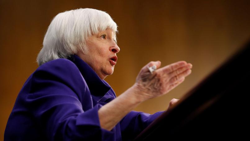USA: Janet Yellen (Fed) invite à la prudence budgétaire