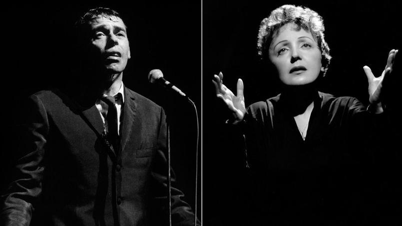 Ne me quitte pas de Jacques Brel et L'Hymne à l'amour d'Édith Piaf sont les chansons d'amour préférées des internautes du Figaro.