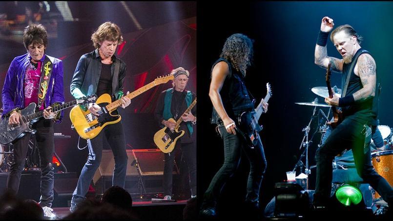 Les Rolling Stones ont voyagé 1,7 million de kilomètres depuis leurs débuts en 1962. Le groupe de rock Metallica, actif depuis 1981, affiche 2,1 millions de kilomètres au compteur.