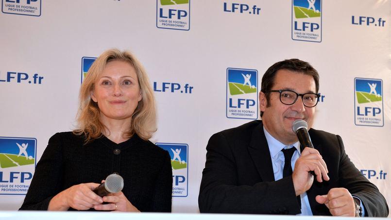 Nathalie Boy de la Tour et Didier Quillot