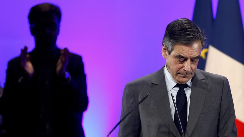 Penelopegate: le candidat Fillon déplore le feuilleton médiatique