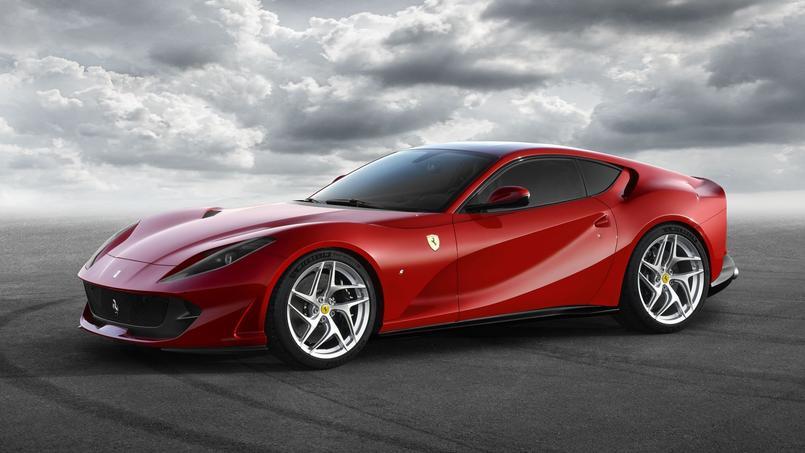 Ferrari annonce la 812 Superfast