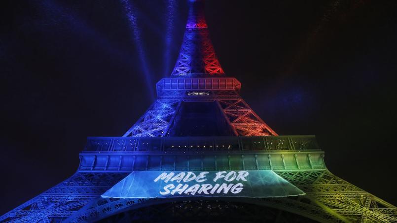 Le slogan retenu par la Mairie de Paris n'est pas du goût de l'Académie française.