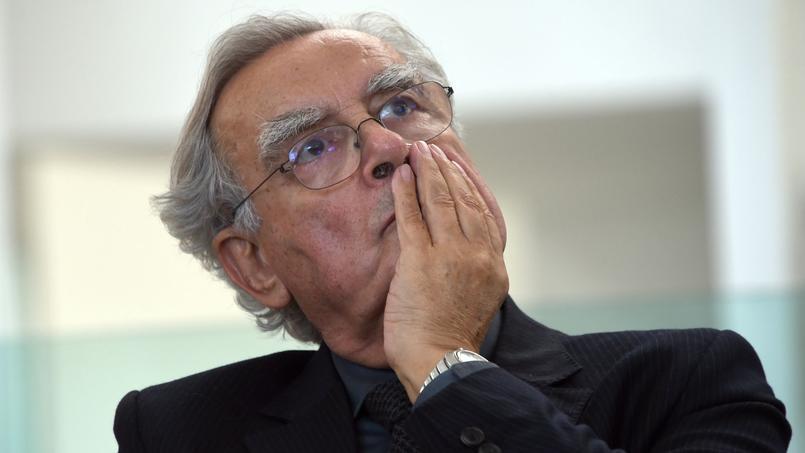 Bernard Pivot: «Que le comité olympique français choisisse un slogan français excellent et non pas cette nullité qu'ils ont trouvée là».