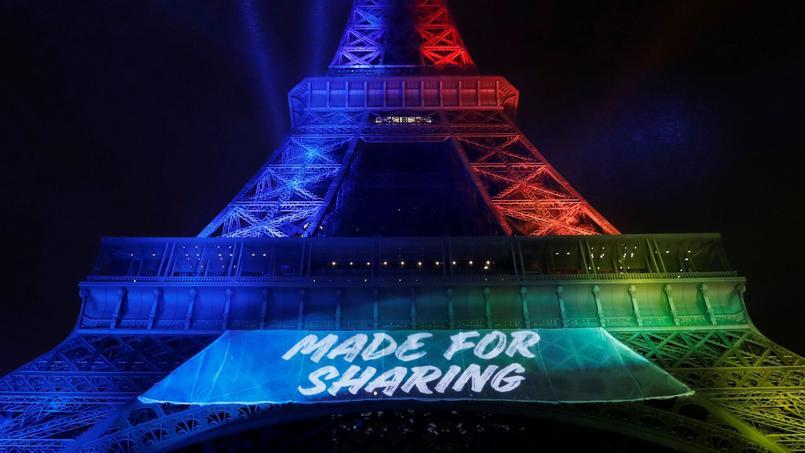 Déjà fortement critiqué lorsqu'il avait été dévoilé le slogan de la candidature de Paris, «Made for sharing», va être attaqué par plusieurs associations de défense de la langue française.
