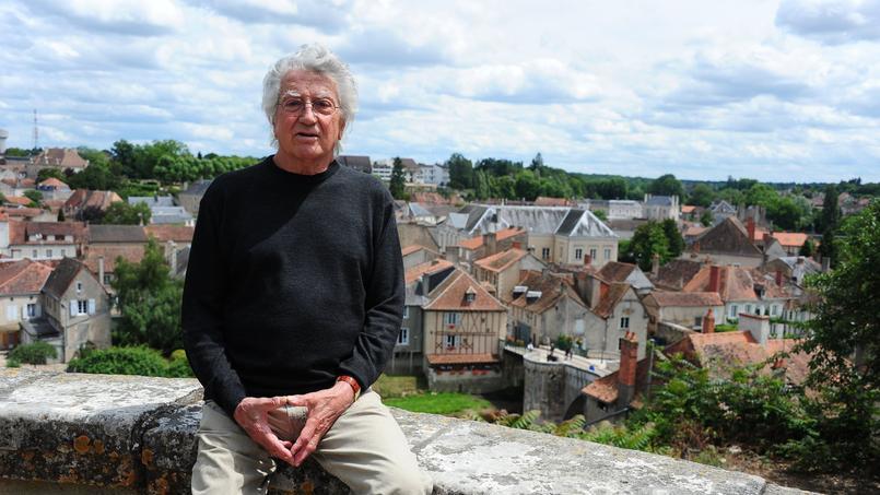 Maurice Vander à Montmorillon en 2011
