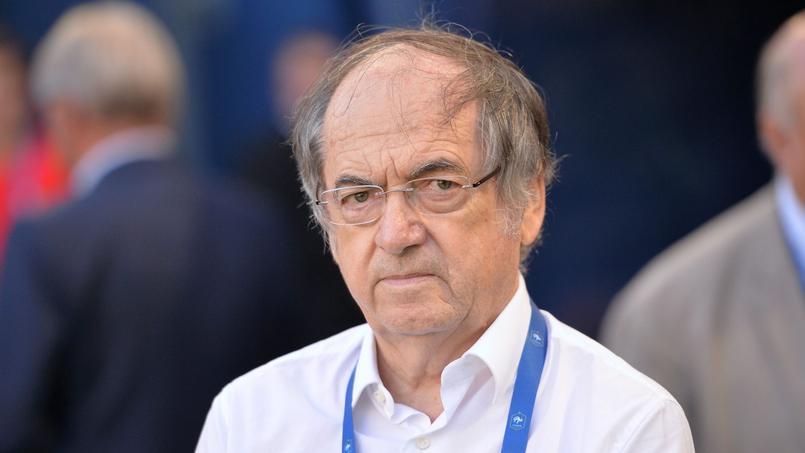 Noël Le Graët, candidat à sa propre succession à la tête de la FFF.