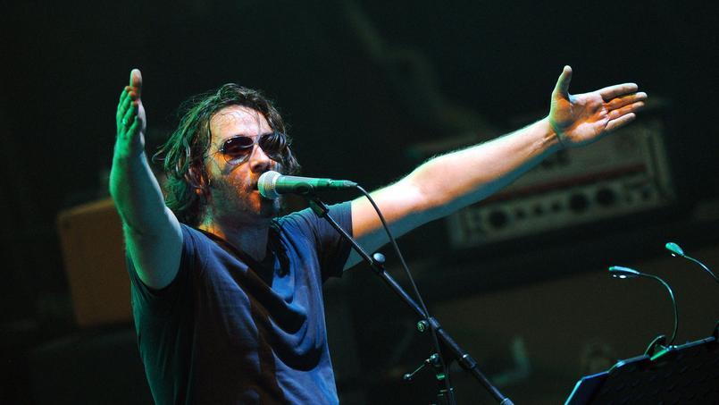 Damien Saez s'est produit sur la scène du Bataclan pour trois concerts, dans le cadre de son projet «Manifeste».