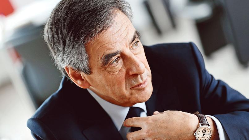 «Le seul candidat qui est aujourd'hui en mesure de rassembler une majorité pour redresser la France, c'est moi», assure François Fillon.