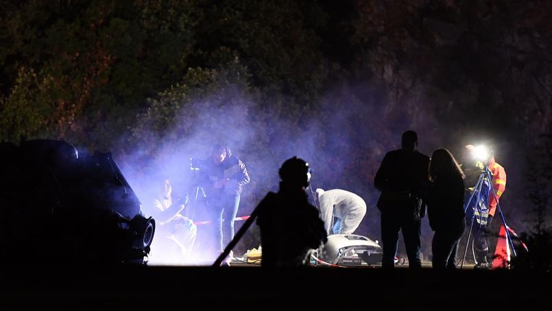 Une des victimes a été tuée lors d'une course-poursuite sur l'autoroute A55, à l'ouest de Marseille.