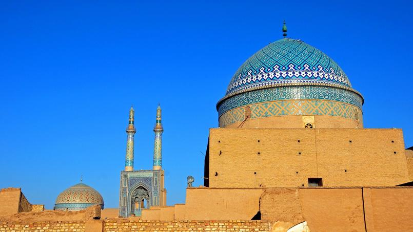 La vieille ville de Yazd, une étape à ne pas manquer.