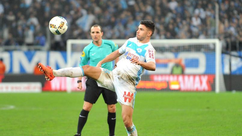 Le Marseillais Morgan Sanson dément avoir été supporter du PSG