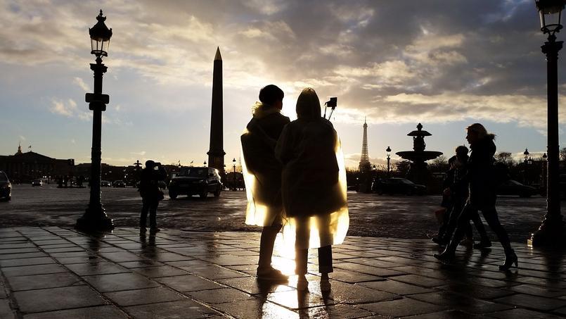 Les attentats ont fait perdre 1,5 million de touristes à Paris