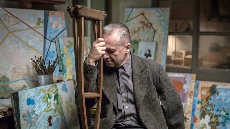 Boguslaw Linda, qui fut le Saint-Just de Danton, incarne le peintre Wladyslaw Strzeminski (1893-1952).