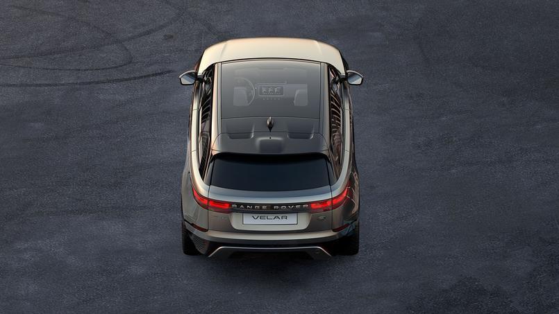 Un nouveau Range à Genève — Range Rover Velar