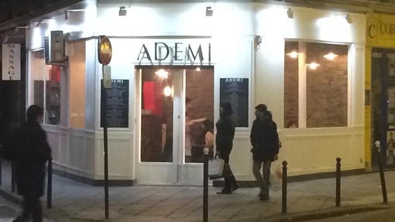 Ademi, rue Montmartre (IIe).