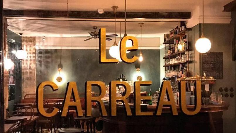 Le Carreau, nouveau bistrot du Marais ( Paris IIIe).