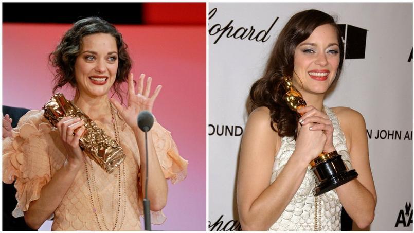 Marion Cotillard a rafflé en 2008 le César et l'oscar de la meilleure actrice dans le film «La Môme».