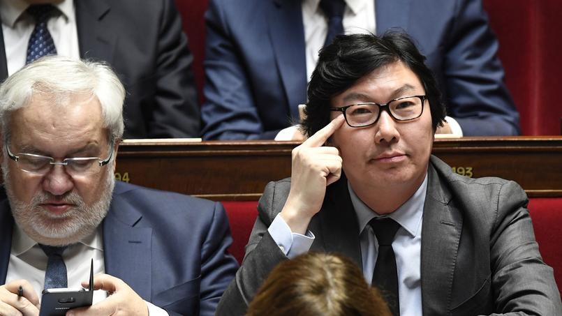 Jean-Vincent Placé, secrétaire d'État à la réforme de l'État