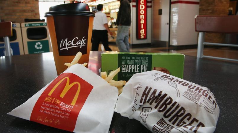 Restaurant McDonald.