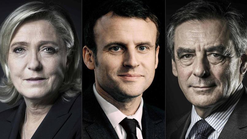 Emmanuel Macron présente son programme