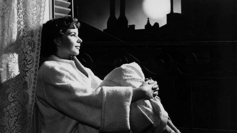 L'attente des femmes de Ingmar Bergman avec Maj-Britt Nilsson, 1952.
