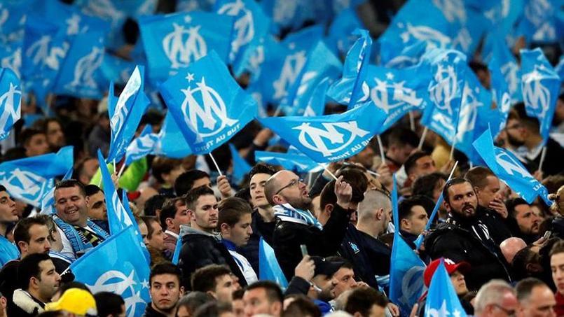 Les tribunes du Stade Vélodrome ont fait le plein dimanche soir pour le Classique de la Ligue 1.