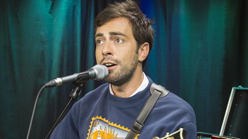 Mark Daumail, auteur compositeur, et interprète deCocoon.