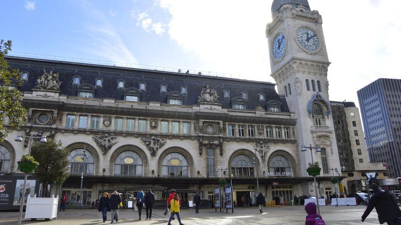 Les 18 et 19 mars, d'importants travaux bloqueront le trafic à la gare de Lyon.