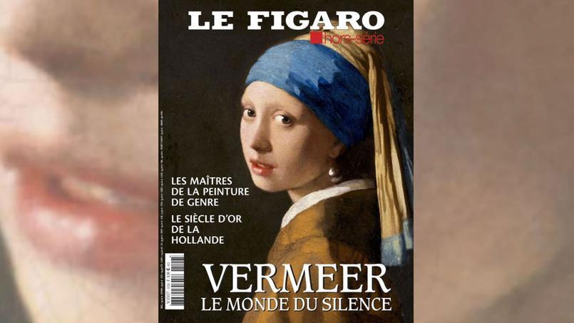 La Jeune fille à la perle est la Mona Lisa de Vermeer. Découvrez le Figaro Hors-Série consacré au maître hollandais.