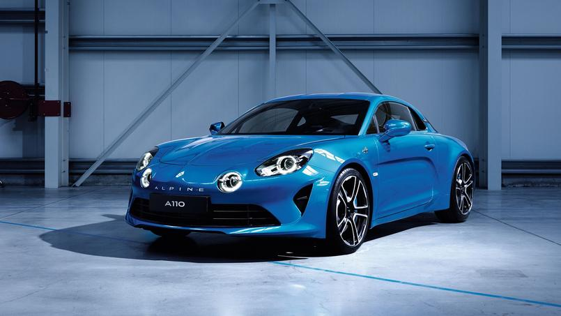 Alpine a110 la nouvelle berlinette cr ve l 39 cran for Interieur alpine a110