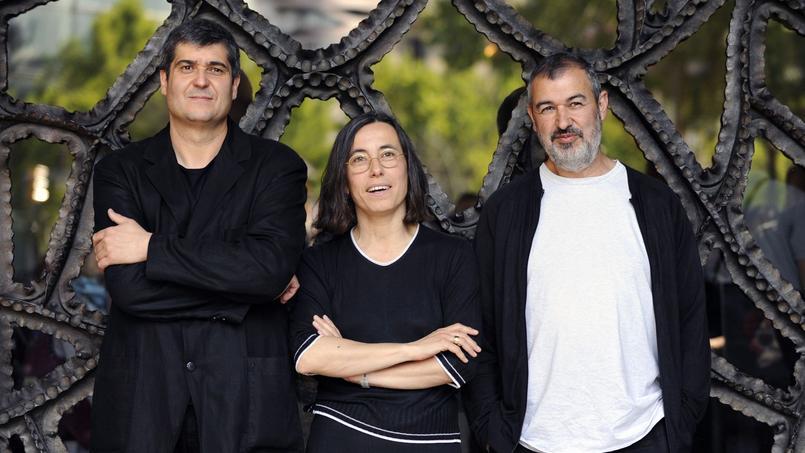 Récompense Le prix Pritzker décerné à trois architectes espagnols