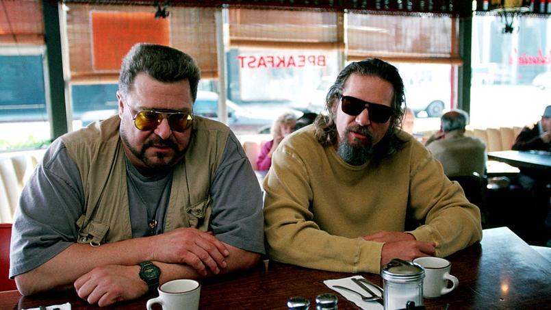 The Big Lebowski de Joel Coen avec Jeff Bridges et John Goodman, 1998.