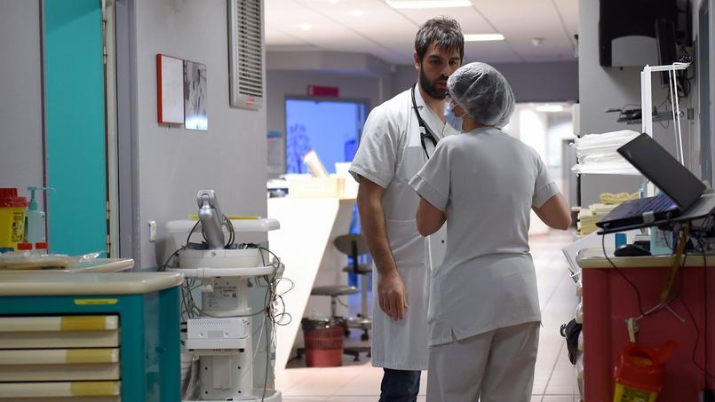 Retrouvé mort dans la salle d'attente des urgences — Perpignan