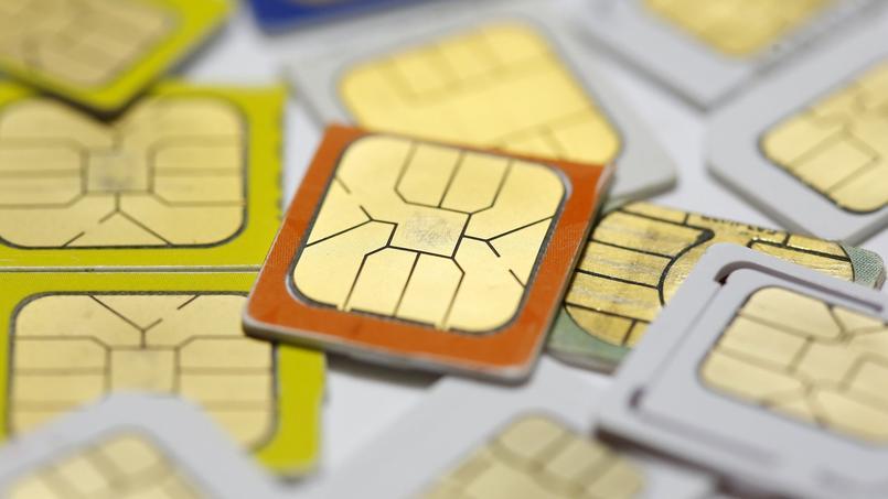 Les cartes SIM ont longtemps constitué le coeur de métier de Gemalto.