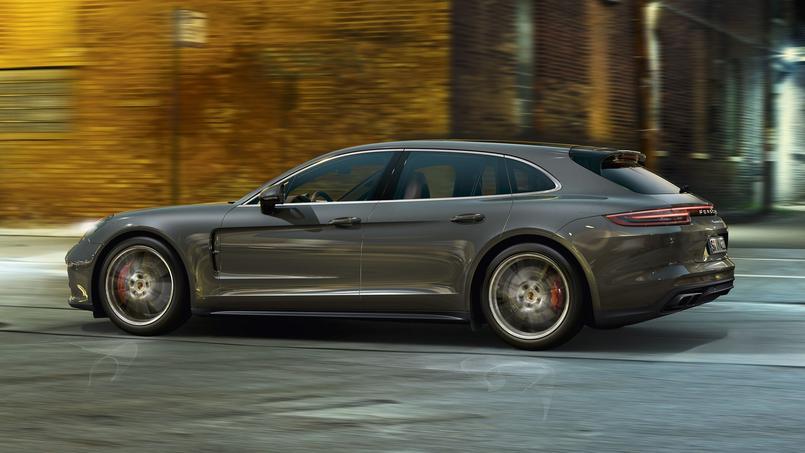 Sport Turismo: une version familiale pour la Porsche Panamera