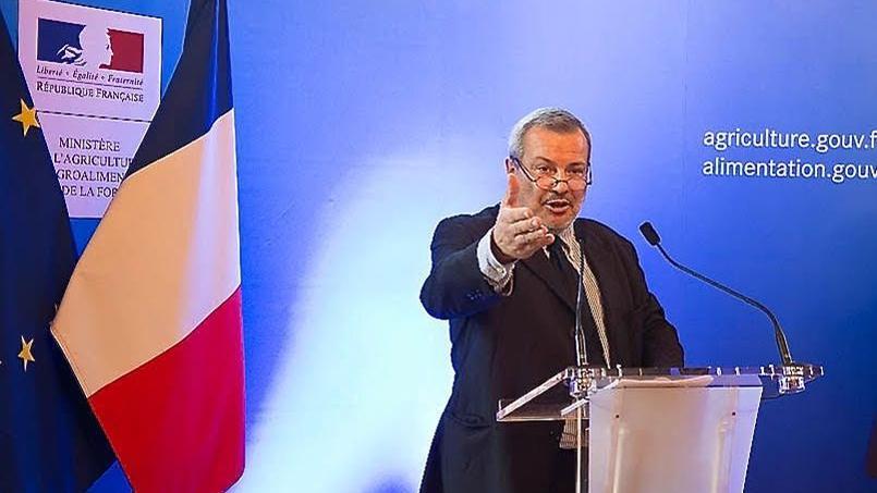 Périco Légasse : «Les politiques pérorent au Salon de l'agriculture en enjambant des cadavres»