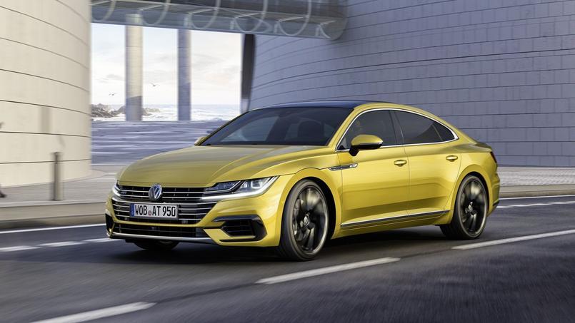 Genève 2017 : Volkswagen dévoile sa nouvelle Arteon
